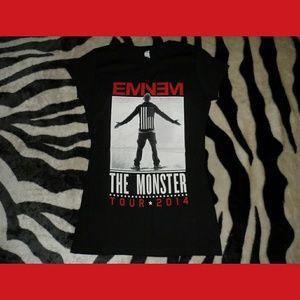 Eminem T-Shirt The Monster Tour